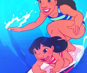 disney and lilo & stitch image