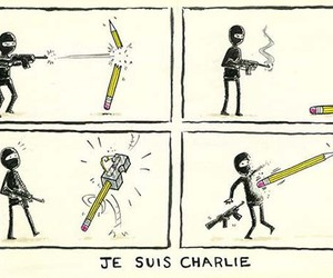 je suis charlie, freedom, and charlie image