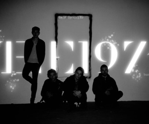 the 1975, indie, and band image