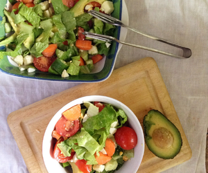 avocado, fit, and fitness image
