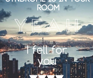 Lyrics, music, and stockholm syndrome image
