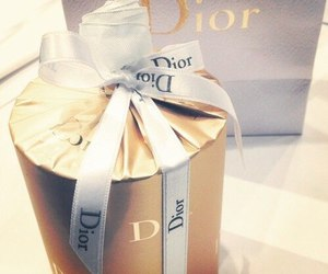 dior, gift, and luxury image