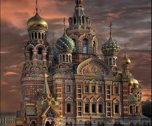 russia, travel, and architecture image