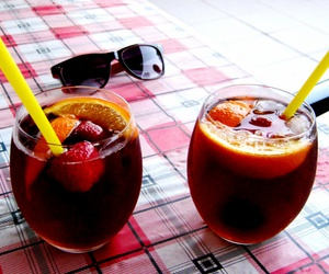 FRUiTS, red, and sunglasses image