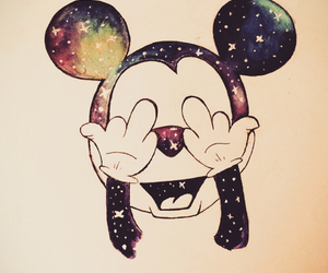 drawing, stars, and cute image