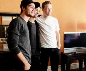 dylanobrien, willpoulter, and thomassangster image