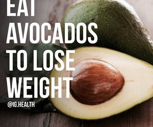 avocado, fitness, and motivation image
