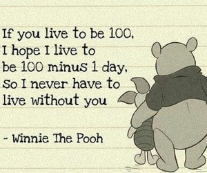 winnie the pooh, quotes, and pooh image