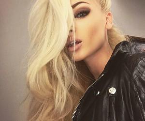blonde, long hair, and alena shishkova image