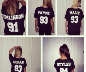 one direction, horan, and style image