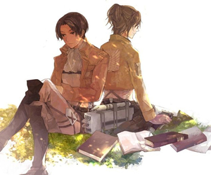 ship, badasses, and attack on titan image