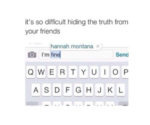 funny, lol, and hannah montana image