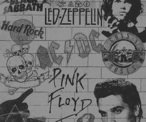rock, Pink Floyd, and music image
