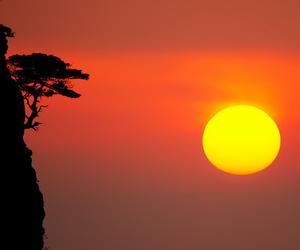 amazing and sunrise image