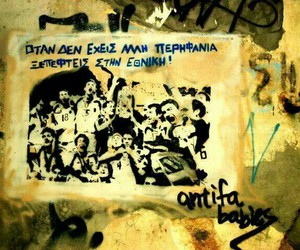 anarchist, anarchy, and greek image