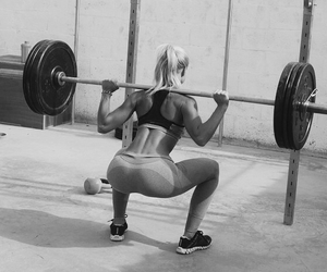 body, fitness, and strong image