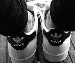 adidas, beauty, and fashion image