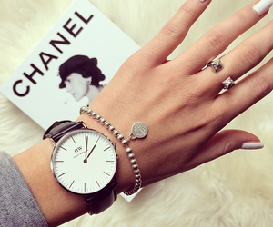 chanel, watch, and fashion image