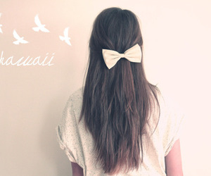 hair, kawaii, and cute image