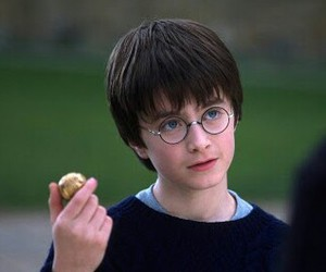 harry potter, potterhead, and snitch image