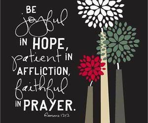 faith, god, and hope image