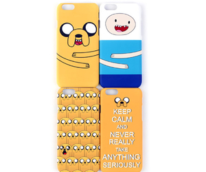 apple, case, and adventure time image