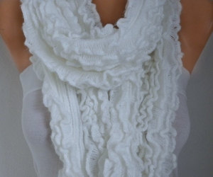accessories, gift, and scarf image