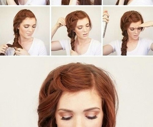 color, hair, and makeup image