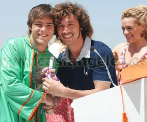 peter lanzani, thiago bedoya aguero, and casi angeles 3 image