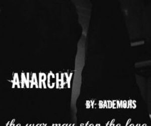 anarchy, bad, and fanfic image
