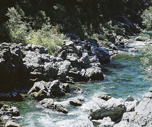 nature and river image
