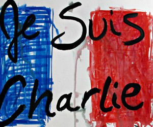 france, charlie, and je suis charlie image