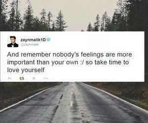 quote, zayn malik, and one direction image
