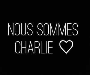 charlie, nous, and sommes image