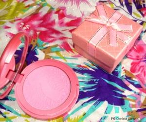 blush, makeup, and review image