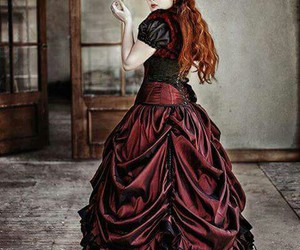 gothic victorian and gothic beauty magazine image