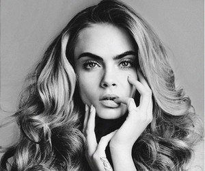 cara, cara delevinge, and model image