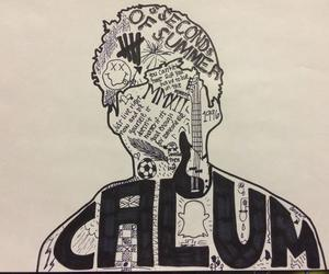 5sos and calum hood image