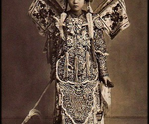 art, traditional, and costume image