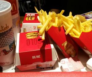 big mac, delicious, and food image