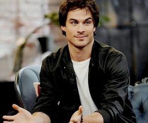 OMG, serie, and damon salvatore image