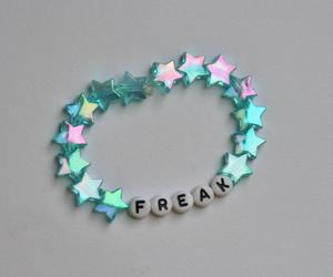 freak, grunge, and bracelet image