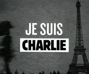 je suis charlie, paris, and france image
