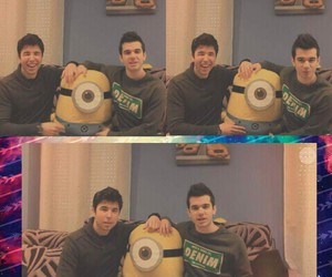 willyrex, staxx, and luzo el minion image