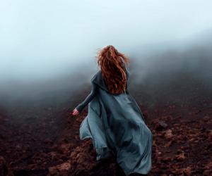 fantasy, run, and fog image