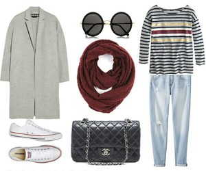 converse, look, and fashion image