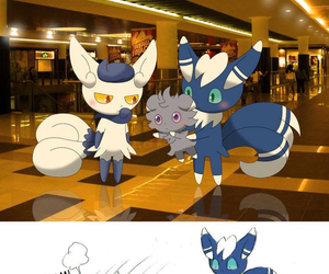 pokemon and funny image