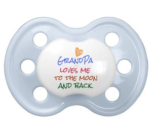 baby, grandpa, and grandchildren image