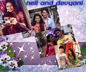 neil and devyani and shastri sisters image