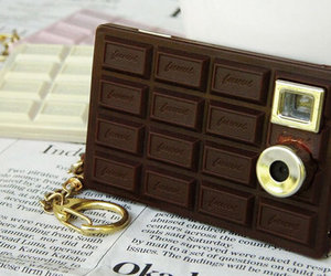 chocolate, camera, and photography image